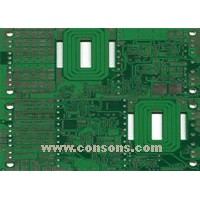 Double Sided HAL Lead Free PCB