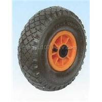pneumatic rubber wheel 06
