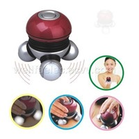 Body Massager with Colorful Lights
