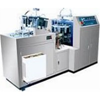 Double-sheet Ultrasonic Paper Cup Making Machine importer