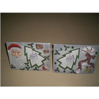 Polyresin Photo Frame for Christmas