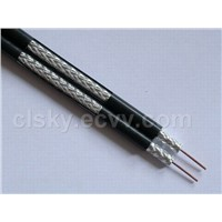 COAXIAL CABLE RG6 DUAL