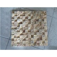 Marble and Travertine Mosaic