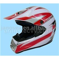Sell motocross motorcycle helmet with CE certificate (No. 809)