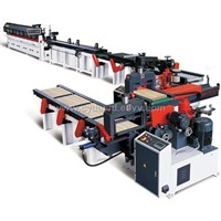 Automatic Finger Joint Production Line