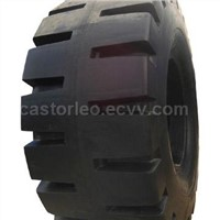 Supply bias OTR tire