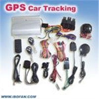 GPS and GSM Car Tracking Alarm system