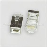 Network Plug/Plug Connector (SC802 8PS-PT)