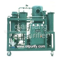 HFC oil dehydration plant