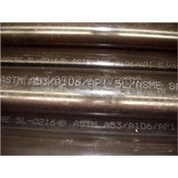 Seamless Carbon Steel Pipe(ASTM A106, ASTM A333)