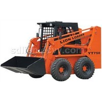 Skid steer loader with CE & EPA