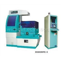 CNC EDM wire cutting machine tool