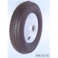 Sell Wheelbarrow Tyre+Tube
