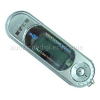 MP3 Player with FM Recorder (SD1303M)