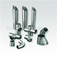 Stainless Steel Elbow, Tees, Turbing