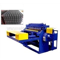 3D Plane wire mesh machine