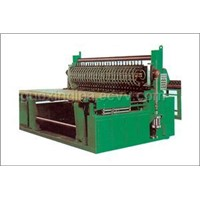 Automatism welded machine of steel wire mesh