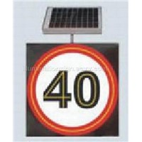 Solar Traffic Sign (TS-04)