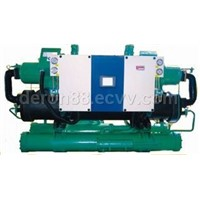 Screw Type Water Cooled Water Chiller/air Conditioning/refrigeration/heat Pump Manufacture