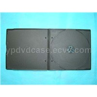 DVD  CASE 5.2mm Single Short Black