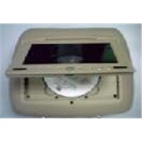 "7""headrest Monitor with DVD"