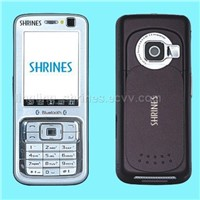 Double SIM Cards Mobile Phone