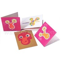 China Book Printing Services-Greeting Card, Post Card Printing