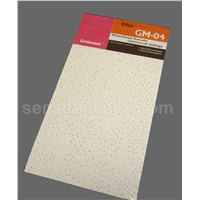 Mineral fieber ceiling board