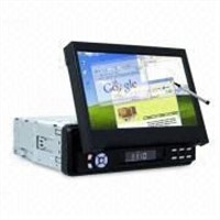 7inches car monitor with touch screen