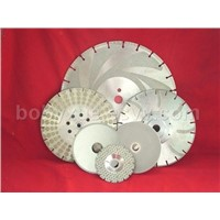 Diamond Grinding Disc (D30-D1000)