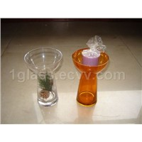 GM062 glass cup  and holders