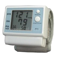 Fully Automatic Wrist Style Blood Pressure Monitor