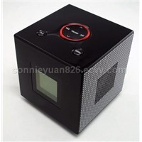 Music Alarm Clock Radio MP3 player