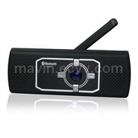 2-Speaker Bluetooth Stereo CarKit (Speakerphone) - BT V2.0