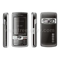 "P3511Dual SIM cards with bluetooth 1.3MP camera 2.6""touchscreen T-Flash attached"