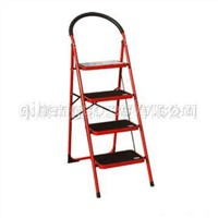 step steel ladder