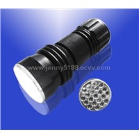 21Led aluminum torch