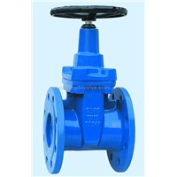 DIN3352 F4 Resilient seal gate valve