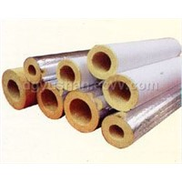 Glasswool Section Pipe