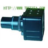 Digital camera eyepiece