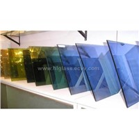 Color Tempered Glass / Toughened Glass