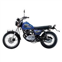 125cc dirt bike with EC