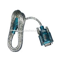 USB-to-serial DV9pin (RS232) Converter Cable