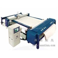 single-needle quitling machine