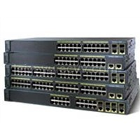 Cisco Switch WS-C2960-24TC-L