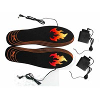 Battery Heating Shoe Insole Heated Leg Warmer