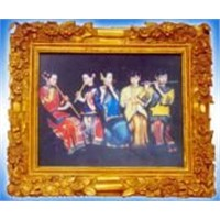 polyresin photo frame,picture frame