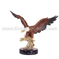 polyresin eagle gift craft art
