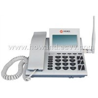 CDMA/GSM Fixed Wireless Phone