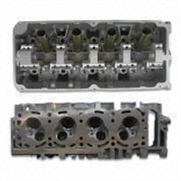 Car Engine Cylinder Head